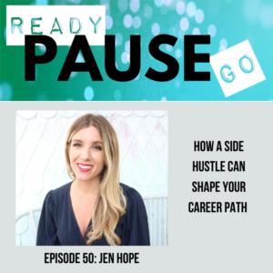 Jennifer Hope Podcast Guest Episode 50